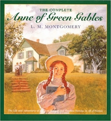 anne of green gables mother daughter book club