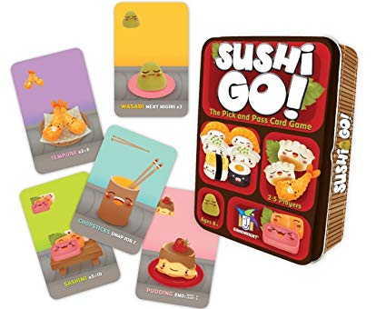 Sushi Go Board Game