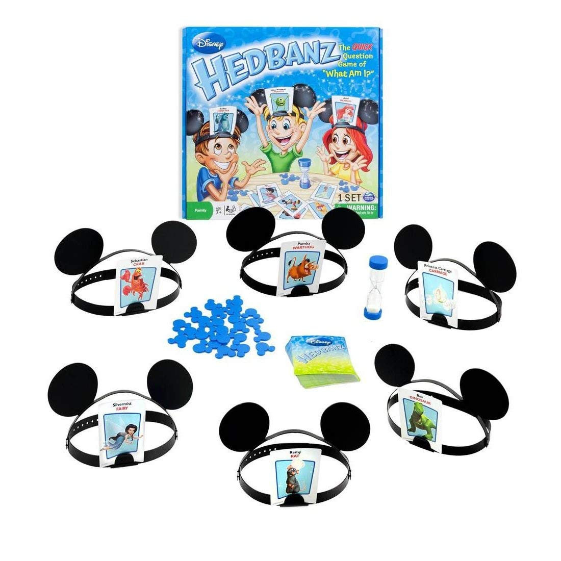 disney headbanz board game